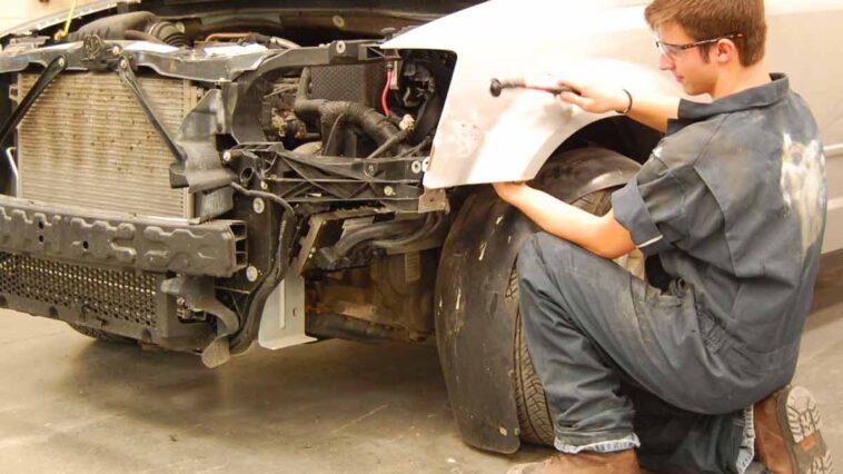 ремонт машины +по осаго